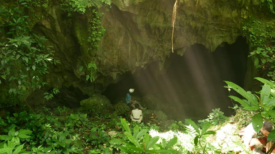 sumatra cave diving exploration 1